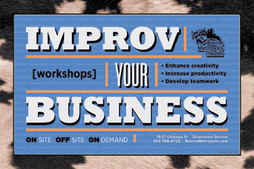 Improv your Business Corporate Workshop